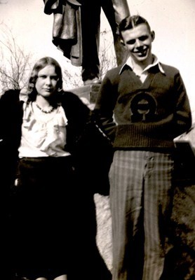 "Harold Dwight ""Duffy"" Dufloth photos"