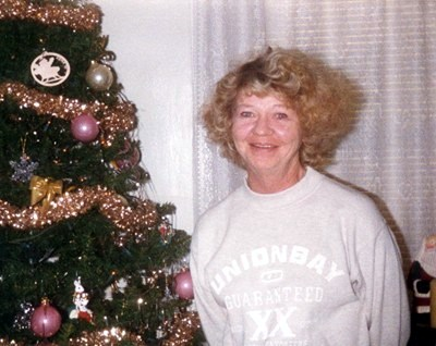"Ernestine ""Tina"" Pugh Stinsman photos"