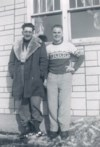 Walter & brother-in-law Allan Paluck