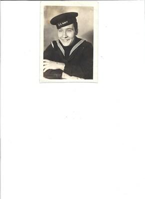 Joe's Navy Picture 1944