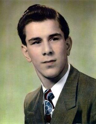 Watervliet High School, New York 1950