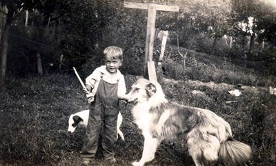 Russell at 4 Years Old