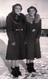 Helen & Susie - two nice young girls