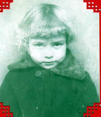 Mom as a very young girl in West Virginia. Wow the things she would do in her 83 years.