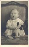 Heidi 8 months old in 1943