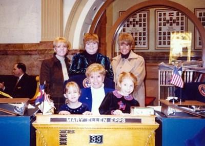 Senator Mary Ellen Epps photos